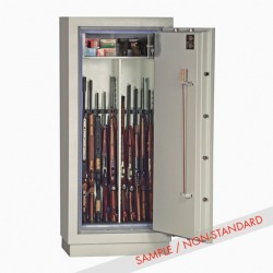 Szafa na broń długą HAMBURG ALTONA 58000