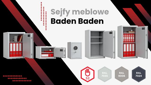 sejfy meblowe Baden Baden